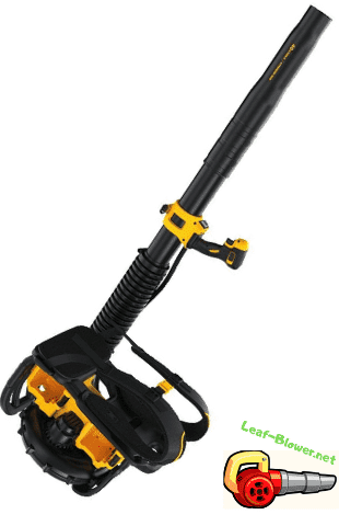 Dewalt DCBL590B Battery-Powered Backpack Leaf Blower
