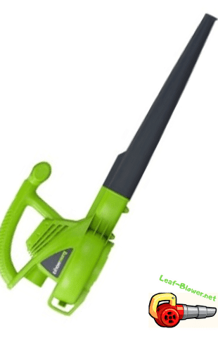 Greenworks 24012 7 Amp Single Speed Tool
