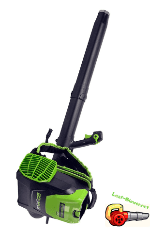 Greenworks BPB80L2510 Battery-Powered Leaf Blower